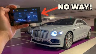 INSANE Features Of The 2020 Bentley Flying Spur!
