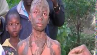 Magical Scenes- Bukusu rites of passage