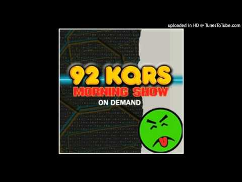 92 KQRS Morning Show Clip from 1990