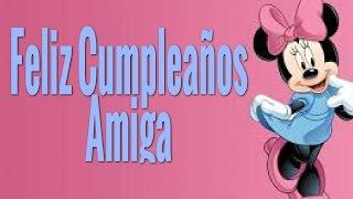 Feliz Cumpleaños Amiga – Feliz Cumpleaños Querida Amiga | Frases De Cumpleaños