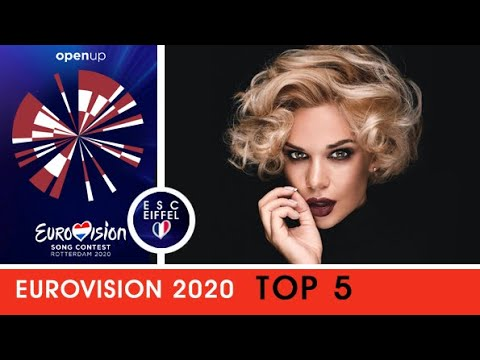 EUROVISION 2020 | TOP 5 (+Latvia)