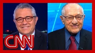 Toobin and Dershowitz examine impeachment arguments
