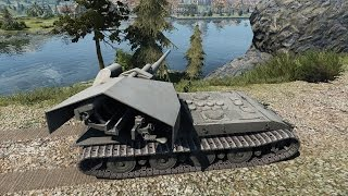 World of Tanks Waffenträger auf E100 - 10 Kills 10,6K Damage