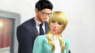 I HAVE A CRUSH ON MY STUDENT - TEACHER AND STUDENT LOVE STORY | Sims 4 Machinima