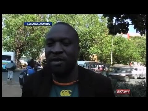 Ordinary Zambians react to Michael Sata's death