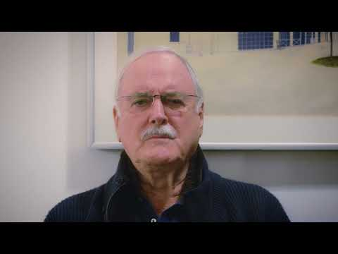 John Cleese - A Message to my Belgian Fans