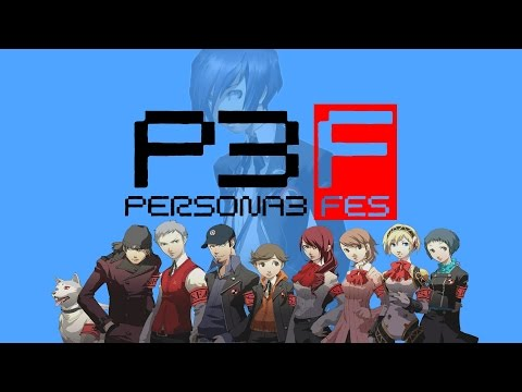 Persona 3 FES The Journey THE MOVIE
