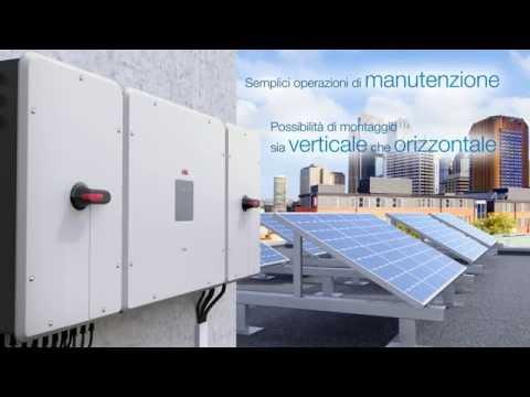 Inverter fotovoltaico ABB; TRIO-50.0-TL