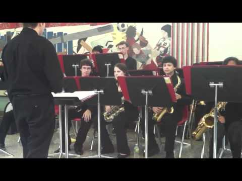 St. Thomas - Lakeland Regional High School Jazz Band
