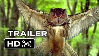 Mysteries of the Unseen World TRAILER 1 (2013) - Nature Documentary HD