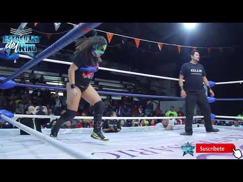 Keira vs Zeuxis   ¡¡¡ MANO a MANO EN LA ARENA LÓPEZ MATEOS CON FILLM !!!
