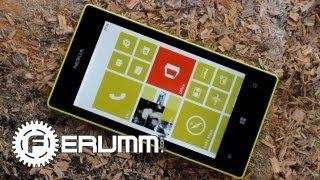 Nokia Lumia 520: подробный видеообзор от Ferumm.com