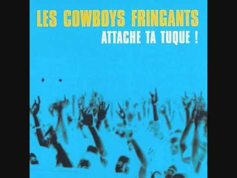 Les Cowboys Fringants - La Sainte Paix