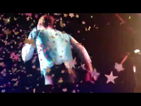 Coldplay - A sky full of stars - Colombia 2016 live