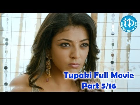 Tupaki Full Movie Parts 5 16 - Vijay - Kajal Agarwal - Jayaram video