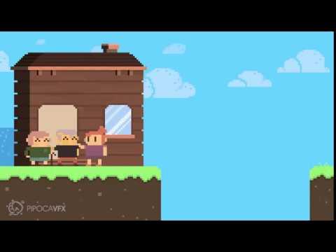 İnsan hayatının video oyunu şeklinde anlatılması
