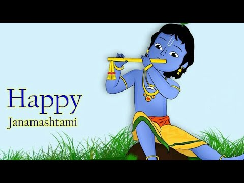 Happy Janmashtami Whatsapp Status Video |Jai Shri Krishna Whatsapp Status Videos |Janmashtami Status