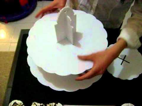 Base de kekis kekitos cupcake www moldesale com youtube - Bases para cupcakes ...