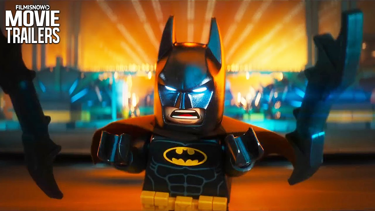 'LEGO Batman Movie' Trailer #2 Goes Inside Wayne Manor [HD]