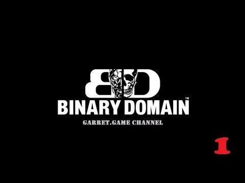 Binary Domain.1 серия.Прибытие.