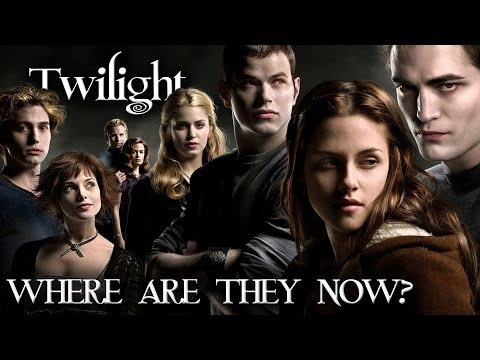 Twilight Cast: Where Are They Now?
