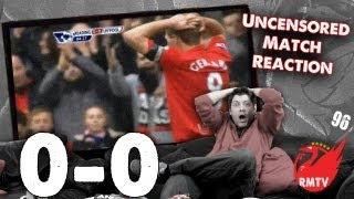Reading 0-0 Liverpool: Superhuman McCarthy Keeps Reds at Bay (Uncensored Match Reaction Show)