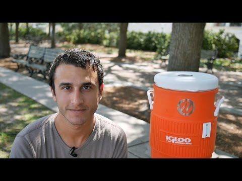 Exposé - Ice Bucket Challenge! [theory11]