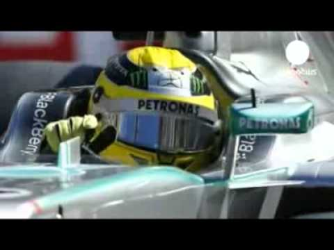Rosberg wins Monaco Grand Prix like his father