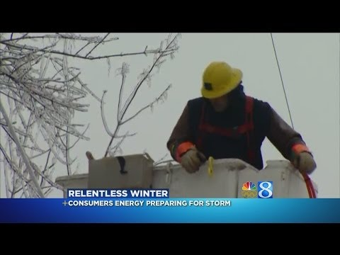 Consumers: Winds expected to knock out power