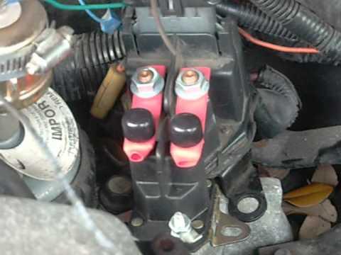 Glow plug relay override 6.5 and 6.2 diesel