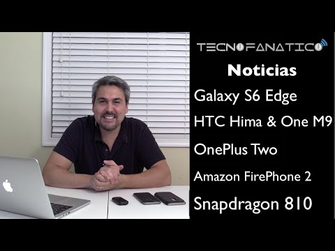 Resen?a Galaxy S6 Edge, HTC Hima & M9, OnePlus Two, Snapdragon 810