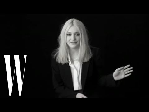Lynn Hirschberg's Screen Tests: Dakota Fanning - February 2011