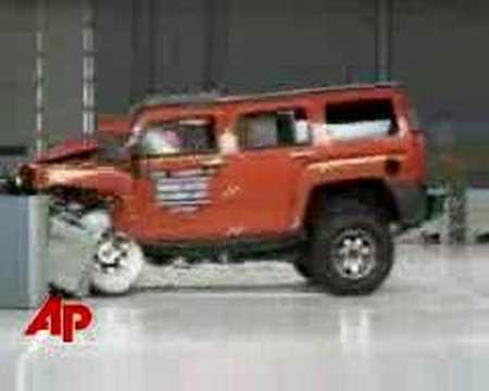 Crash Test for Dummies. WATCH