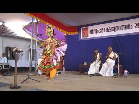 Ottamthullal—kerala Traditional Folk Dance Part 2 video