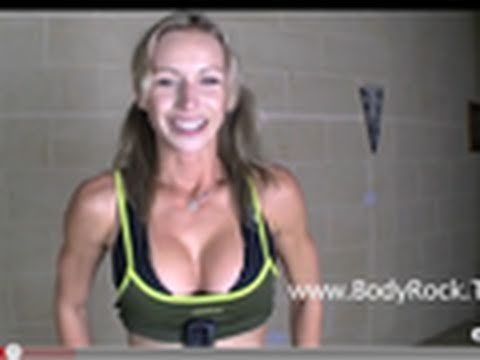 Fitness - Sexy Beast Workout - High Intensity Interval Training