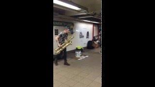 Too Many Zooz in NYC subwau UnionSquare