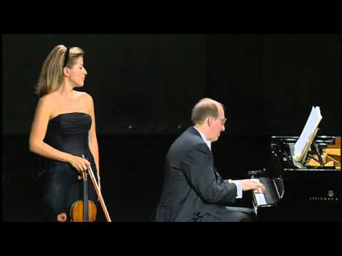 Beethoven.Violin.Sonata.No.9.Op.47.kreutzer.[Anne-Sophie Mutter.-.Lambert.Orkis] Music Videos
