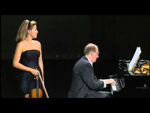 Beethoven.violin.sonata.no.9.op.47.kreutzer.[anne-sophie Mutter.-.lambert.orkis] video