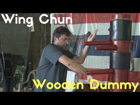 Wing chun dummy form