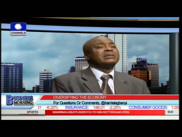 Business Morning: When Will Agriculture Take Huge Share Of Economy? Pt.2