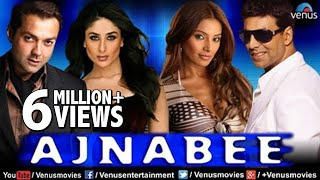 Ajnabee | Hindi Thriller Movie | Akshay Kumar Full Movies | Latest Bollywood Movies | Hindi Movies