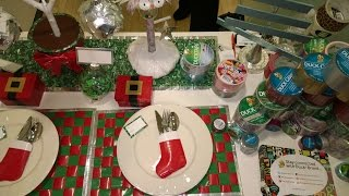 DIY Duct Tape Stocking Craft for Christmas