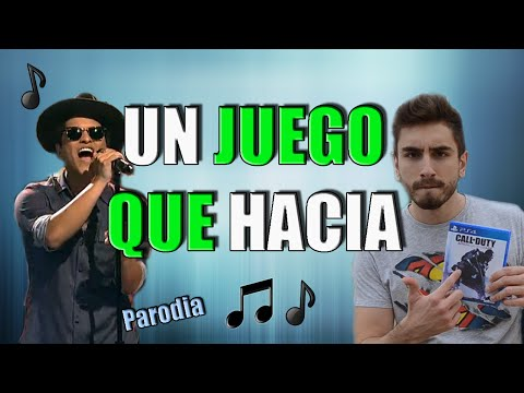 un Juego Que Hacía | Bruno Mars - Locked Out Of Heaven (parodia Musical) | Redlan video