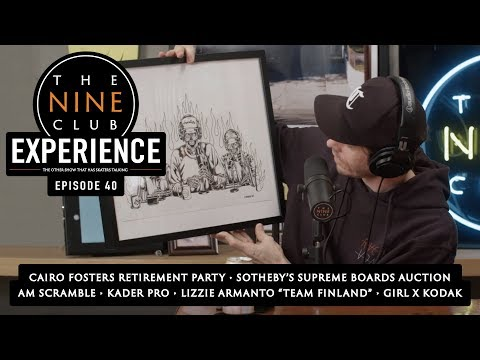 Nine Club EXPERIENCE #40 - Cairo Foster Retires, Am Scramble, Kader Turns Pro