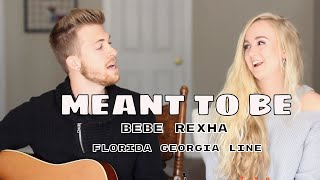 Download Lagu Bebe Rexha ft. Florida Georgia Line - Meant to Be (cover by Lindee Link & Zach Nelson) Gratis STAFABAND