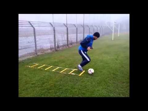 Individualni Fudbalski Trening Žarko Jovanov.