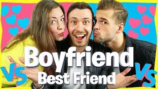 BOYFRIEND vs BEST FRIEND! | #Furtjuh
