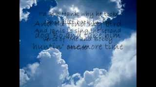 Justin Moore; If Heaven Wasn't So Far Away [ON-SCREEN LYRICS]
