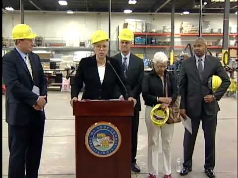Preckwinkle Creates More Than 1,600 New Jobs