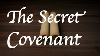 Video: Secret Covenant: Fear, our Weapon. Control, the Objective